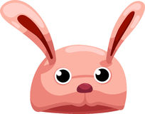 Hat rabbit vector Royalty Free Stock Photos