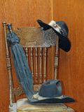 Hat rack. Stock Photography