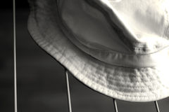 Hat resting Royalty Free Stock Photos