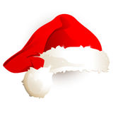 Hat of Santa Claus Stock Photo