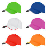 Hat set Stock Photography