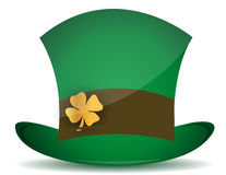 Hat for St. Patrick's Day Royalty Free Stock Photos