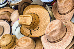 Hat Stack Royalty Free Stock Image