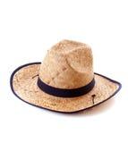 Hat straw Stock Image