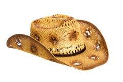 Hat straw Royalty Free Stock Image