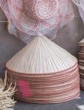 Hat style of people Vietnam Stock Image