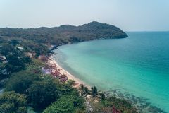 Hat Tham Phang, Aerial Photography Royalty Free Stock Photography