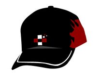 Hat vector illustration Royalty Free Stock Images