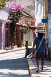 Hat Vendor in Cartagena