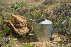 Gardening stil life Stock Photo