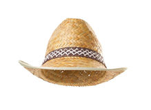 Hat  on white background Stock Image