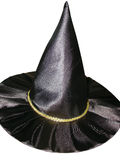 The hat of the witch Royalty Free Stock Image