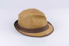 Hat wooden Royalty Free Stock Photography