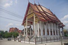 Hat Yai Nai Temple royaltyfri bild