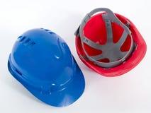 Hat2 duro Imagem de Stock Royalty Free
