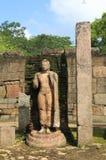 Hatadage, Polonnaruwa στη Σρι Λάνκα Στοκ Εικόνες