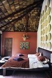 Safari  Lodge, Tanzania Stock Photo