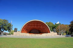 Hatch Shell Boston Royalty Free Stock Image