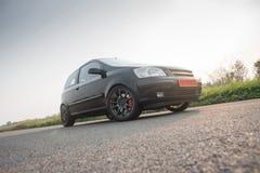 hatchback royalty-vrije stock fotografie