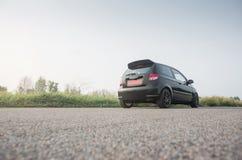 hatchback stock foto's