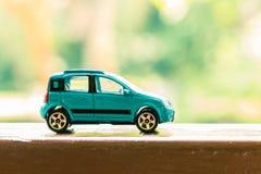 Hatchback samochodu zabawka Zdjęcie Royalty Free