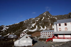 Hatcher Pass Mine Stock Photos