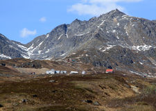 Hatcher Pass Stock Photo