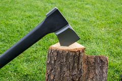 Hatchet Royalty Free Stock Photography