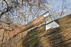 hatchet Stockbilder