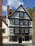 Hatchet Inn, Bristol. Hatchet Inn, Frogmore Street, Bristol royalty free stock photos