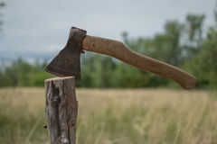 Hatchet Stock Photography