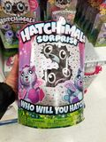 Hatchimals toys packs in a store Royalty Free Stock Image