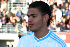 Hatem Ben Arfa Stock Photography