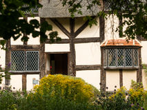 Hathaway cottage Royalty Free Stock Images
