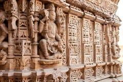 Hatheesing寺庙-印度 免版税库存照片