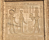 Hathor Tempel Stockfotografie