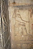 Hathor Temple Royalty Free Stock Photos