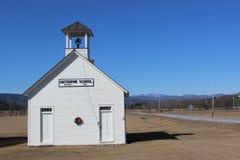 Hathorne szkoła w Bridport, Vermont Obraz Stock