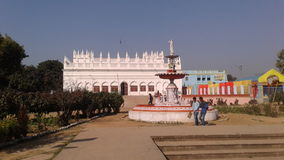 Hathua Gopal Mandir. It is a historical Temple made by King of Hathua& x27;s State Royalty Free Stock Image
