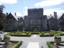 hatley замока Стоковое Изображение RF