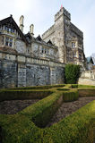 Hatley castle Stock Images