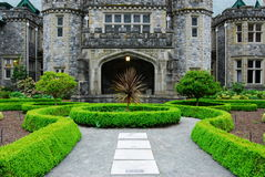 Hatley castle Stock Photography