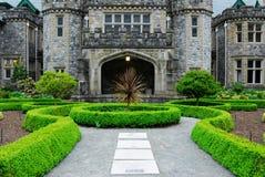 Hatley castle Stock Photography