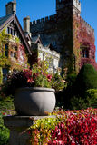 Hatley Castle and grounds, Victoria, BC Royalty Free Stock Image
