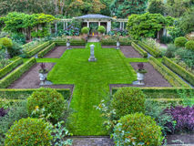 Hatley Castle grounds, Victoria, BC Stock Photography