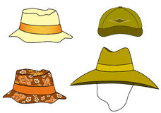 Hats Stock Image