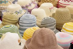 Hats Royalty Free Stock Photography