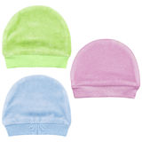 Hats for babies Stock Photography