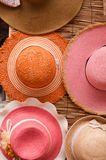 Hats Stock Photography