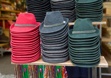 Hats stock images
